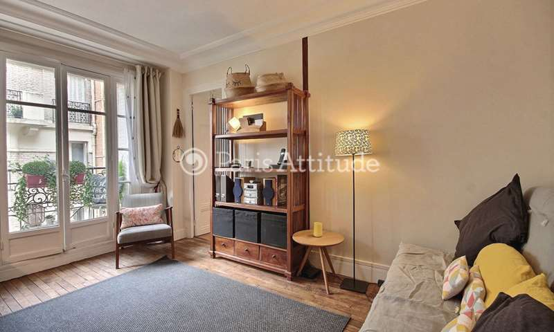 Location Appartement Studio 28m² rue Olier, 15 Paris