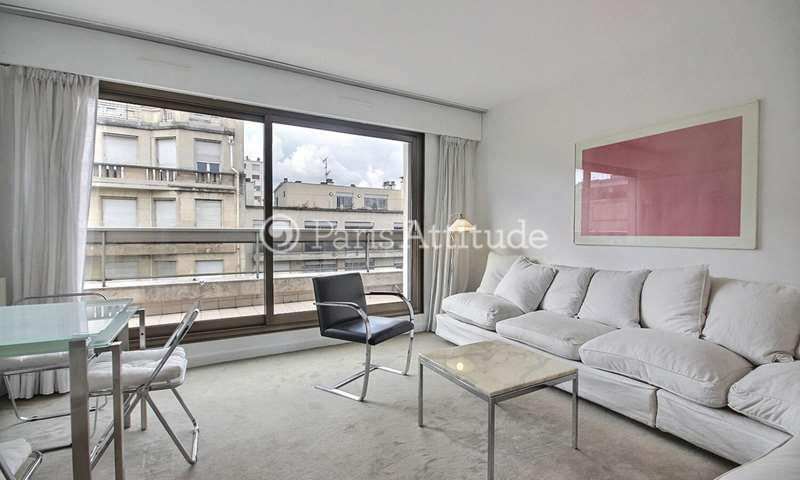 Rent Apartment 1 Bedroom 47m² rue de la Faisanderie, 16 Paris