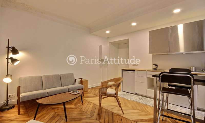 Rent Apartment 1 Bedroom 34m² rue Perdonnet, 10 Paris
