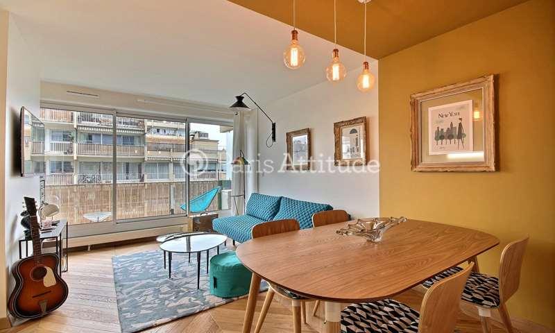 Rent Apartment Studio 31m² rue Saint Maur, 11 Paris