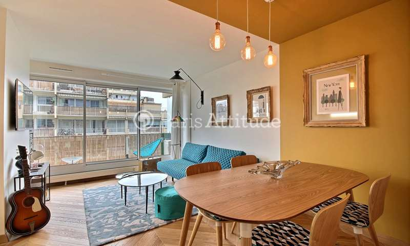 Rent Apartment Studio 31m² rue Saint Maur, 75011 Paris