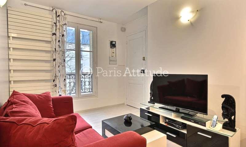 Rent Apartment 1 Bedroom 33m² rue Fondary, 75015 Paris
