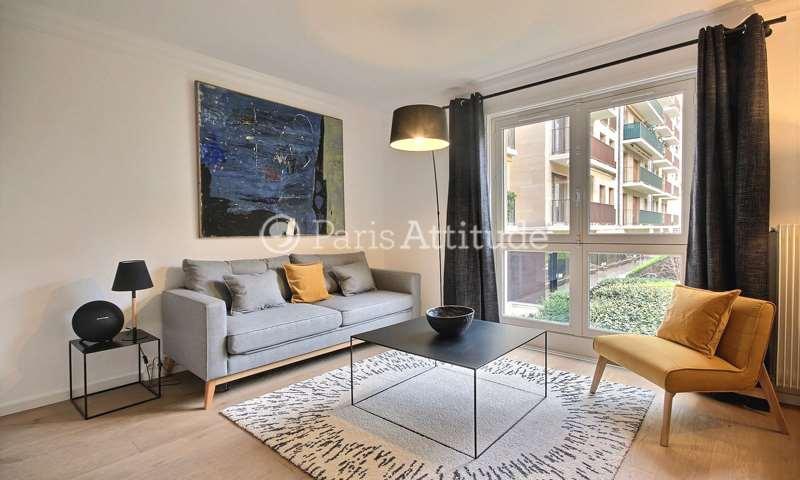Rent Apartment 1 Bedroom 40m² rue des Haudriettes, 75003 Paris