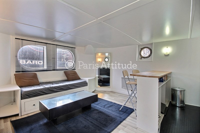 1 Bedroom Houseboat
