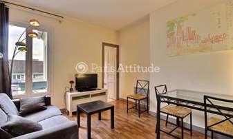 Location Appartement 1 Chambre 36m² rue du Commerce, 15 Paris