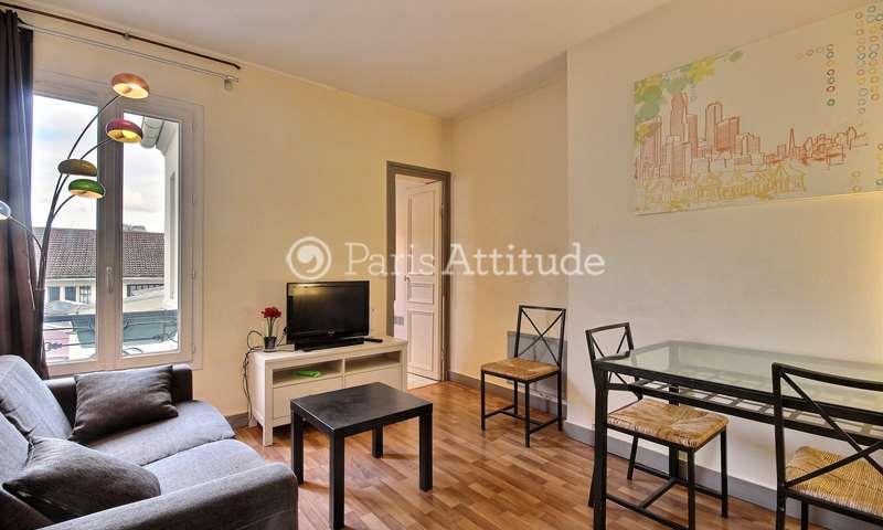 Rent Apartment 1 Bedroom 36m² rue du Commerce, 15 Paris