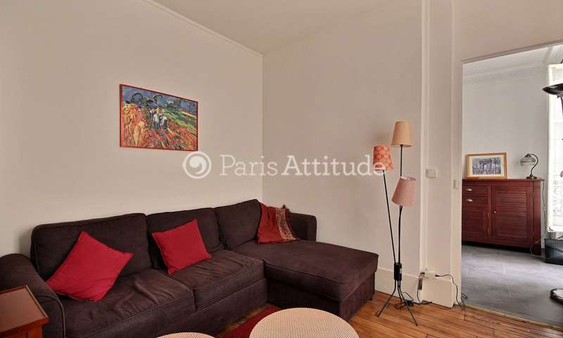 Rent Apartment 1 Bedroom 42m² avenue du Maine, 75014 Paris