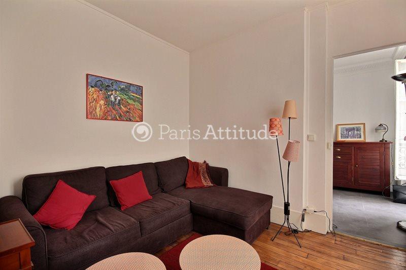 Aluguel Apartamento mobiliado 1 quarto 42m² avenue du Maine, 75014 Paris