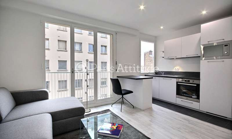 Rent Apartment Studio 25m² avenue Victor Hugo, 16 Paris