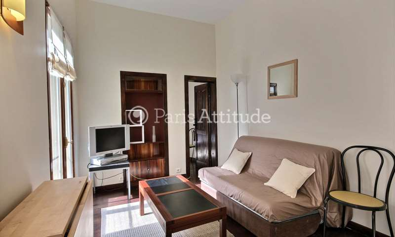 Rent Apartment 1 Bedroom 25m² boulevard du Temple, 3 Paris