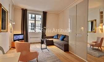 Rent Apartment Studio 29m² rue de Bourgogne, 7 Paris