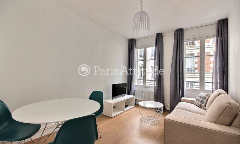 Rent Apartment 1 Bedroom 28m² rue Bosquet, 7 Paris