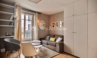 Rent Apartment Studio 28m² rue Paul Albert, 18 Paris