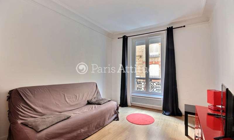 Rent Apartment 1 Bedroom 40m² rue Jonquoy, 75014 Paris