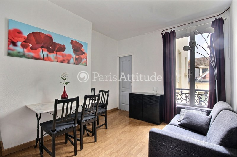 Rent Apartment 1 Bedroom 36m² rue du Commerce, 75015 Paris