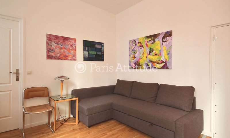 Rent Apartment 1 Bedroom 36m² rue Sainte Foy, 75002 Paris