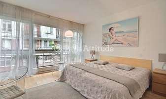 Rent Apartment Studio 32m² rue des Bergers, 15 Paris