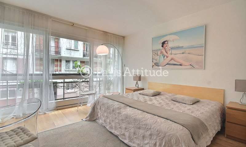 Location Appartement Studio 32m² rue des Bergers, 15 Paris