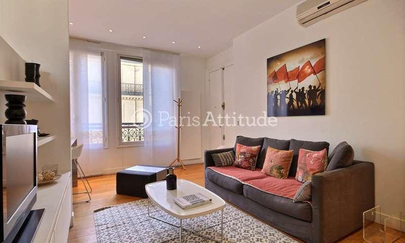 Rent Apartment Alcove Studio 39m² rue du Vieux Colombier, 6 Paris