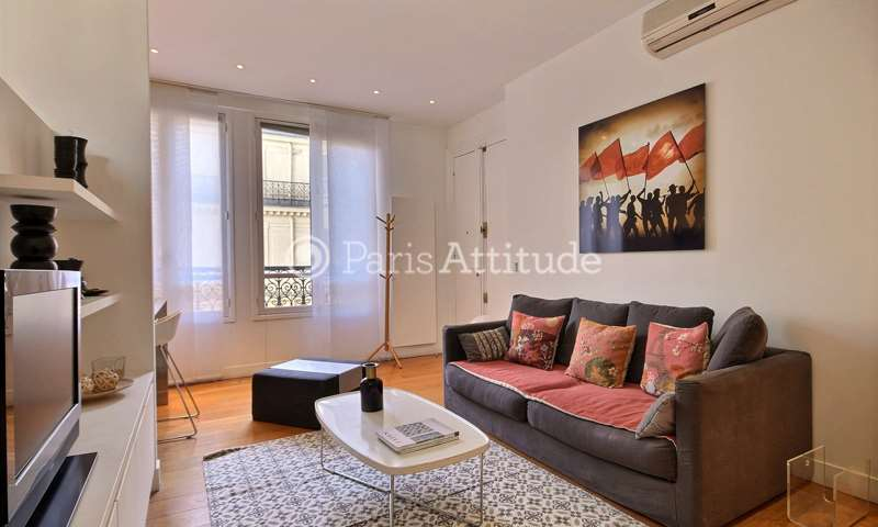 Location Appartement Alcove Studio 39m² rue du Vieux Colombier, 75006 Paris