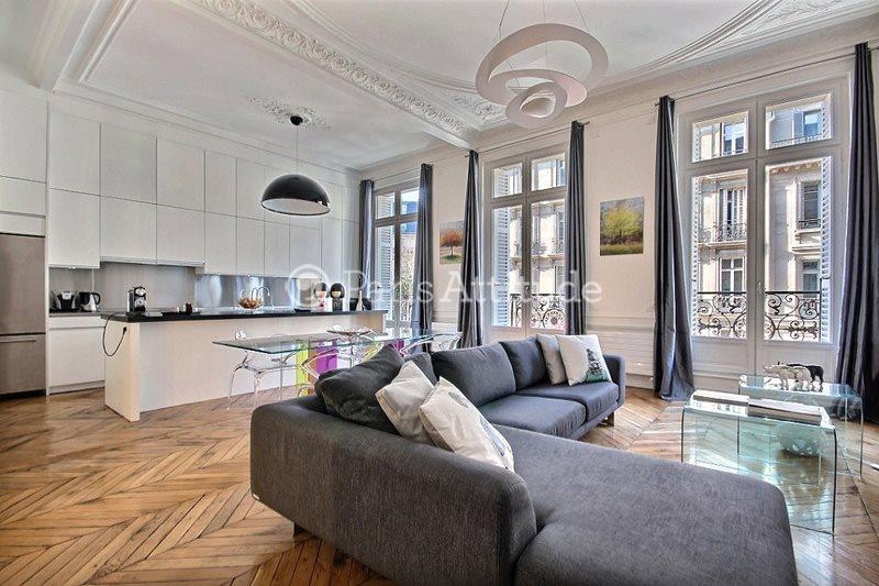 Aluguel Apartamento mobiliado 2 quartos 101m² rue de Rome, 75008 Paris