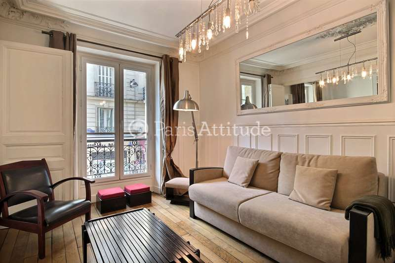 Rent furnished Apartment 1 Bedroom 53m² rue Saint Dominique, 75007 Paris