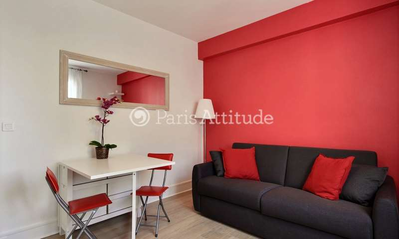 Location Appartement Studio 25m² rue Duranton, 15 Paris