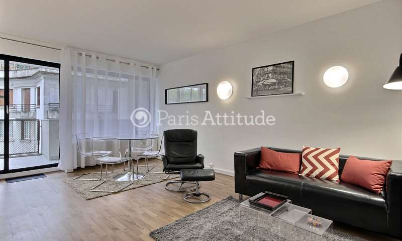 Rent Apartment 2 Bedroom 70m² rue de Civry, 75016 Paris