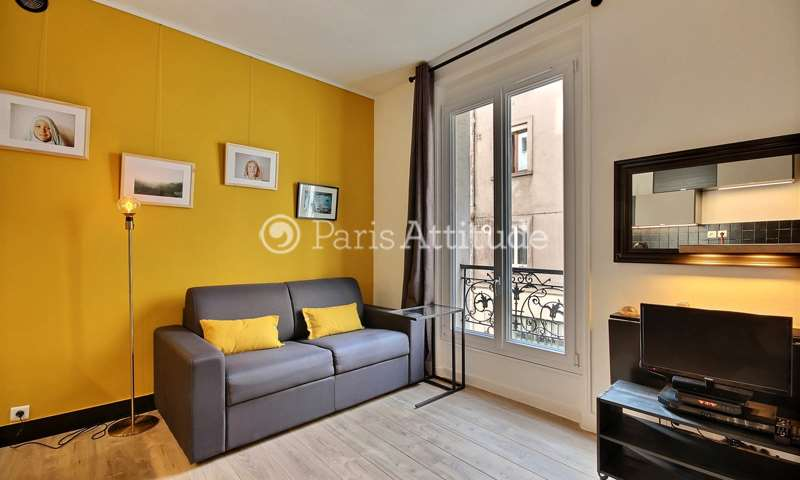 Rent Apartment 1 Bedroom 33m² rue de Lappe, 75011 Paris