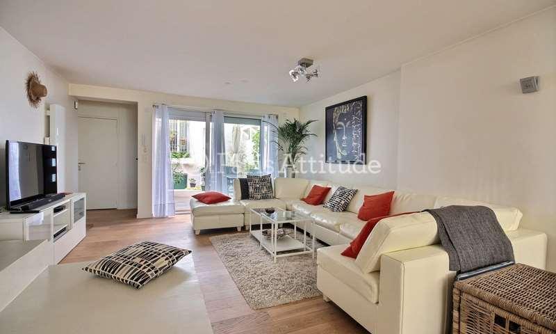 Rent Duplex 2 Bedrooms 71m² rue du Volga, 20 Paris