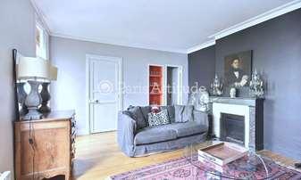 Rent Apartment 1 Bedroom 60m² rue Rousselet, 7 Paris