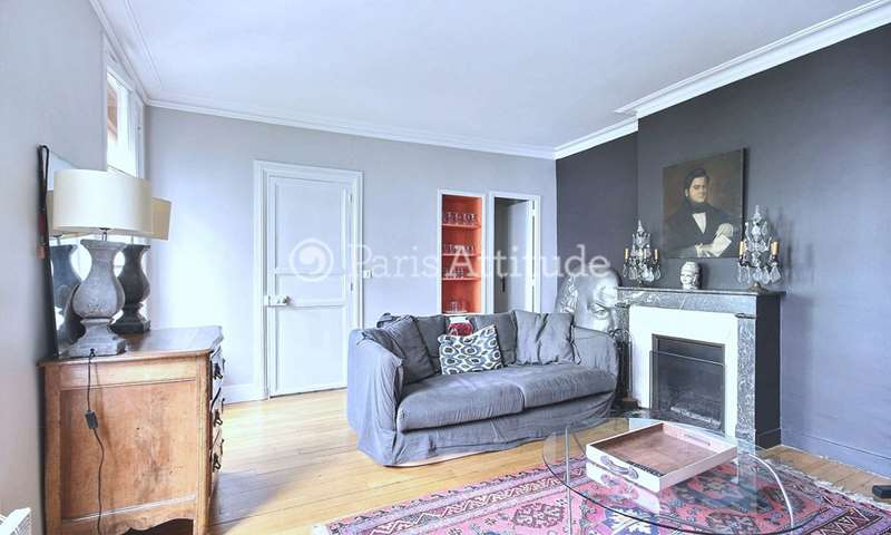 Rent Apartment 1 Bedroom 60m² rue Rousselet, 7 Paris