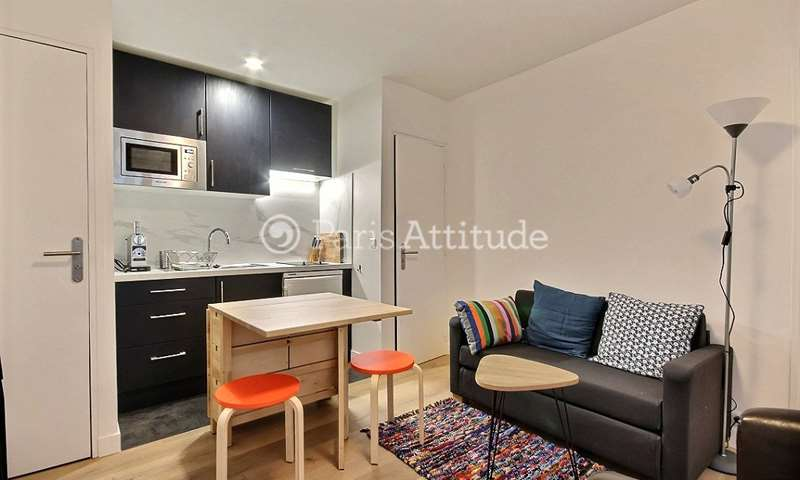 Rent Apartment 1 Bedroom 24m² rue Moreau, 75012 Paris