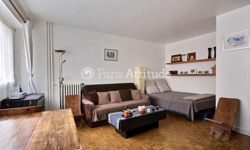 Location Appartement Studio 31m² rue de Saussure, 75017 Paris
