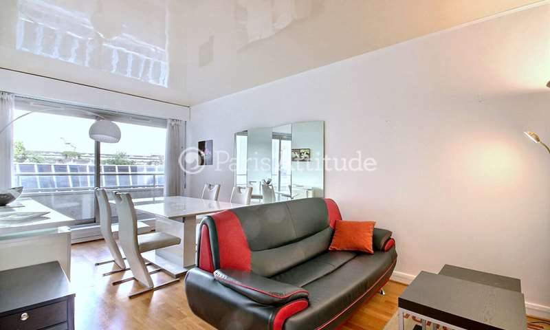 Rent Apartment 1 Bedroom 56m² rue de Chaillot, 16 Paris