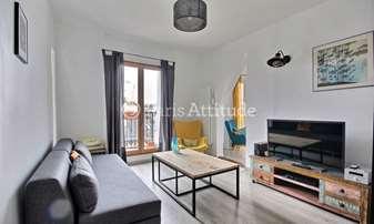 Rent Apartment 1 Bedroom 45m² boulevard Saint Germain, 5 Paris