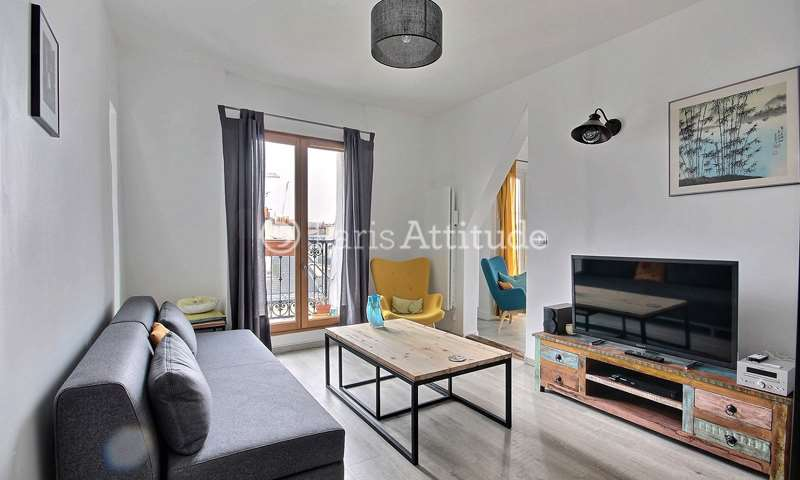 Rent Apartment 1 Bedroom 45m² boulevard Saint Germain, 75005 Paris