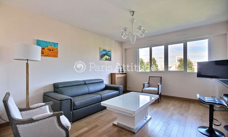 Rent Apartment 1 Bedroom 52m² rue de Buzenval, 75020 Paris