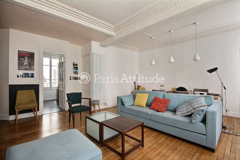 Louer un appartement paris 75010 60m republique ref for Chambre de bonne a louer paris week end