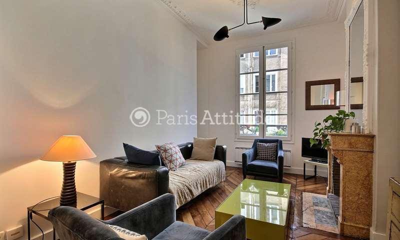 Aluguel Apartamento 1 quarto 50m² rue d Enghien, 75010 Paris