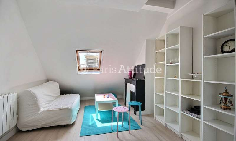 Rent Apartment Studio 17m² rue Maleville, 75008 Paris