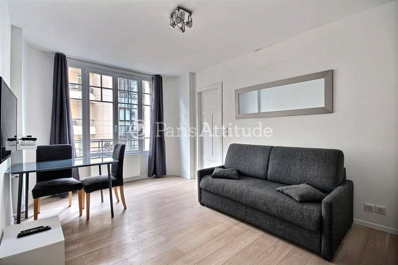 Louer Appartement meublé Studio 20m² rue Championnet, 75018 Paris
