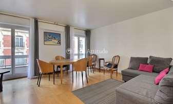 Rent Apartment 2 Bedrooms 75m² rue de Tocqueville, 17 Paris