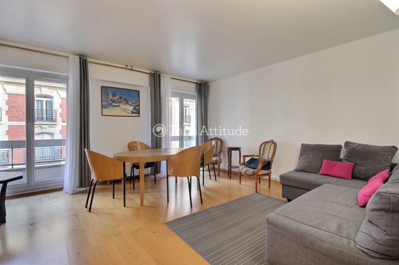 Rent Apartment 2 Bedroom 75m² rue de Tocqueville, 75017 Paris