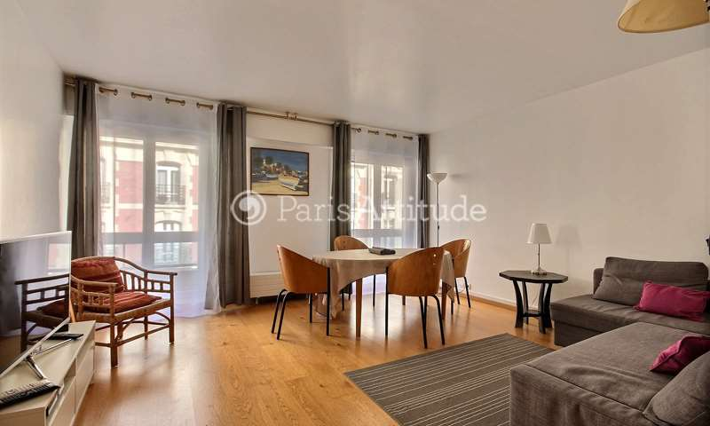 Rent Apartment 2 Bedrooms 75m² rue de Tocqueville, 17 Paris