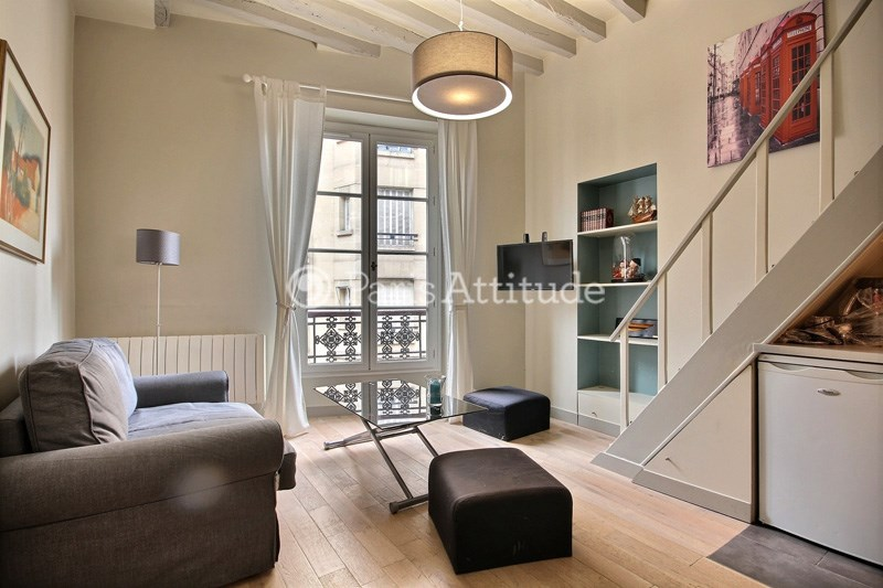 location duplex paris 20