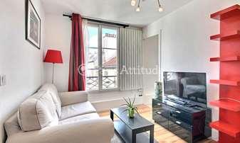 Rent Apartment Alcove Studio 25m² rue Saint Sabin, 11 Paris