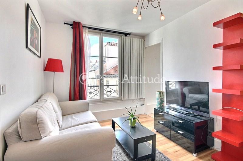 Location Appartement Alcove Studio 25m² rue Saint Sabin, 75011 Paris