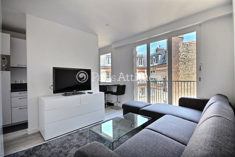Rent Apartment Studio 27m² avenue Victor Hugo, 75016 Paris