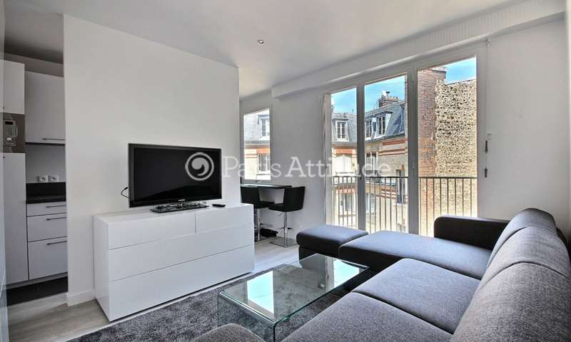 Location Appartement Studio 27m² avenue Victor Hugo, 75016 Paris